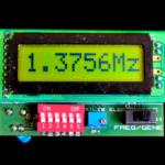 frequencemetre generateur
