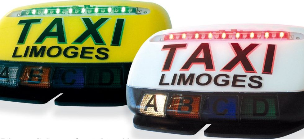 TAXI Lumineux