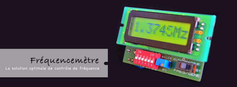 Fréquencemètre générateur de signal
