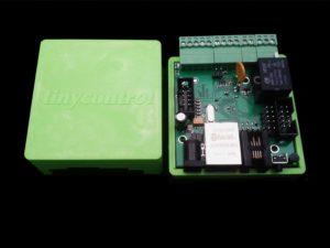 Lan CONTROLLER tiny control + boitier