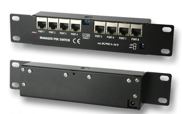 Managed Switch PoE