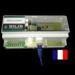 IMG Datalogger Enregistreur de température conçu en France par SILIS Electronique