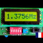 IMG Fréquencemètre Générateur conçu par SILIS Electronique en France