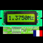 IMG Module Frequencemetre conçu par SILIS Electronique en France
