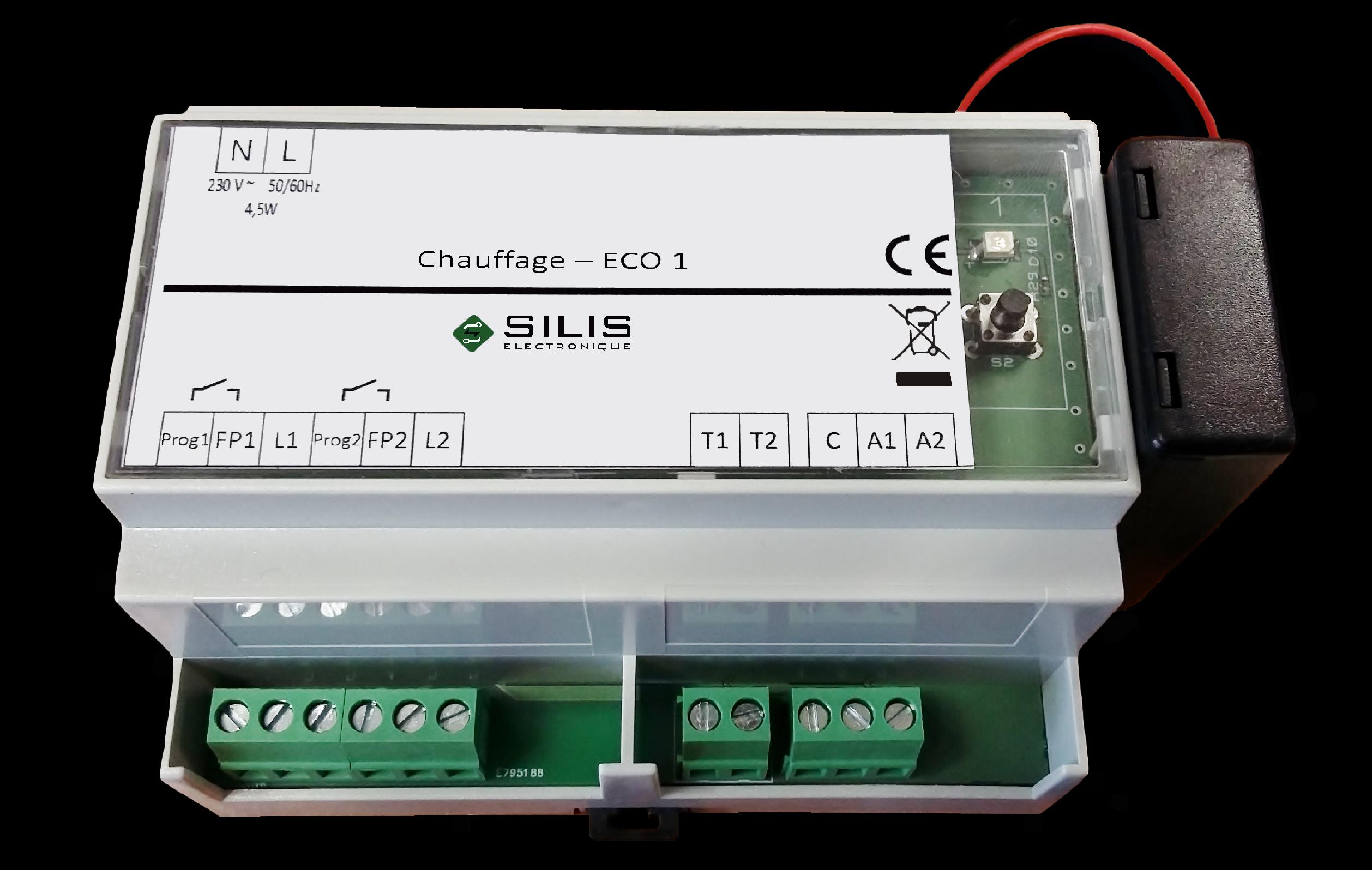 chauffage eco silis 201lectronique