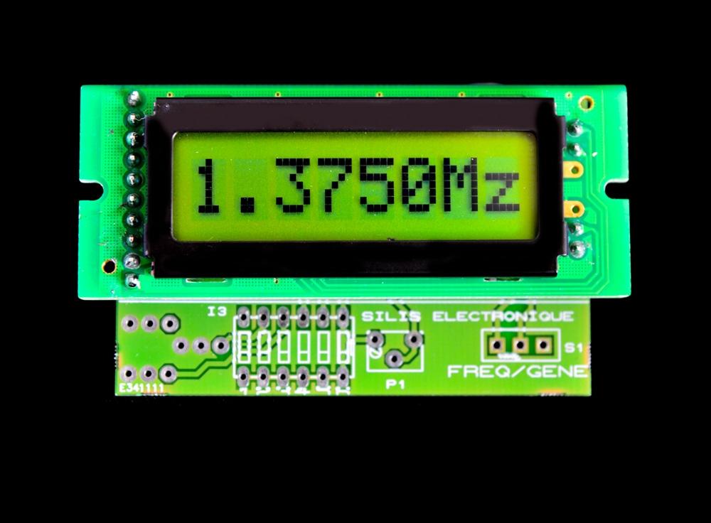 fréquencemètre